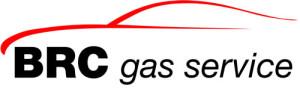 BRC gas service logo